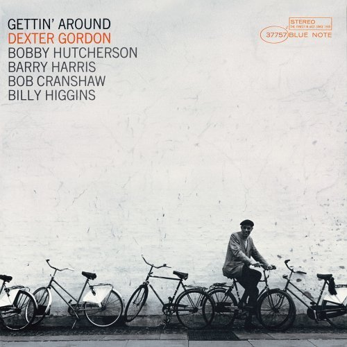 thecoverartofbluenote:  Dexter Gordon: Gettin' Around