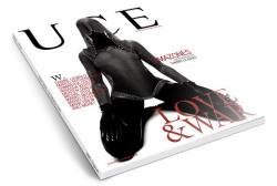 Love & War issue by UCE MAGAZINE