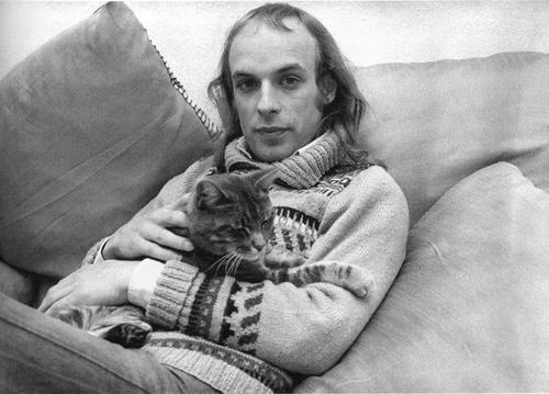 Brian Eno. Thanks to drink dog and sconesaregood.