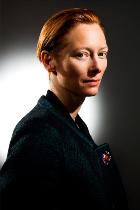 Tilda Swinton by Joshua Kessler. Download his new iPad portfolio app for free here!