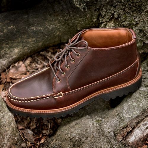 It's On Sale J.L. Powell Grant Chukka Boot by Alden Fall is just over the horizon, gentlemen, and J.L. Powell's seasonal sale is full of beautiful things for your next adventure. $178 from $298 at J.L. Powell