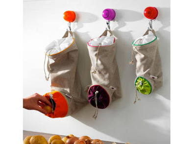 Mastrad Vegetable Keep Sacks — Better Living Through Design