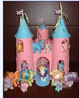 My Little Pony Dream Castle  (via hambaga: kawaiijunkie)