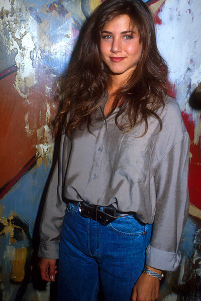 21 year old Jennifer Aniston.