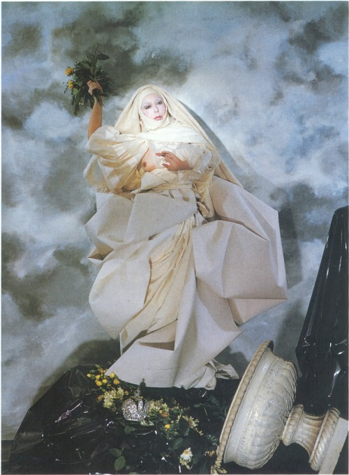 amoelbarroco:  Saint Orlan  The Draped the Baroque, 1983