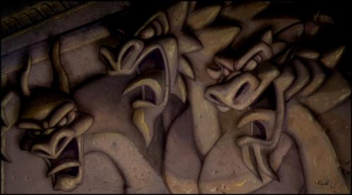 Me likes the Hydra reference in Beauty and the Beast :D:D:D