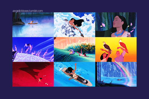 DAY 19: Favorite soundtrack Pocahontas