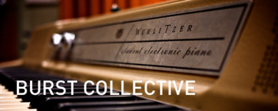 The Burst Collective is my company. We make all kinds of music, lots of which you've likely heard on television and in movies or commercials.