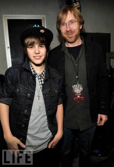 Trey and Bieber
