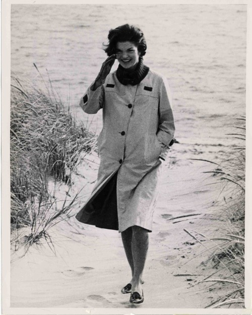 kennedys:  November of 1960.
