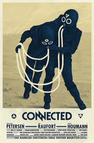 Connected poster (by burnlab)