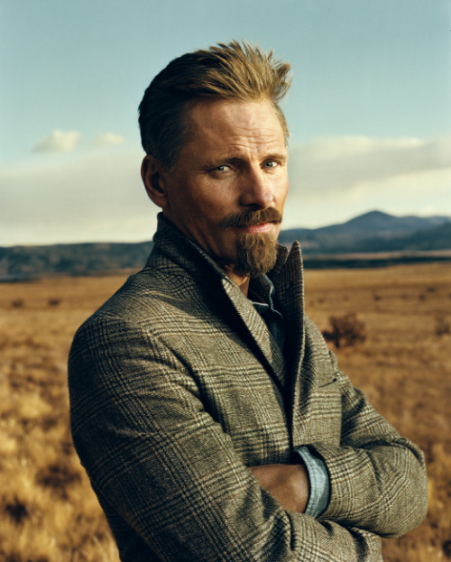 bohemea:  Viggo Mortensen by Norman Jean Roy