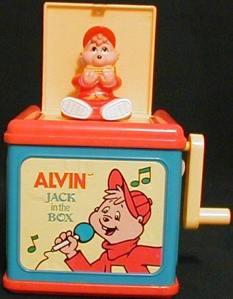 Alvin Jack-In-The-Box