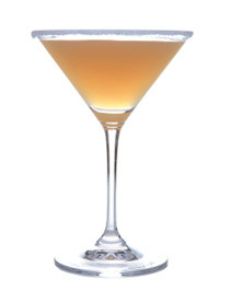 TANTRIS SIDECAR In Imbibe Magazine's Q & A with political commentator Rachel Maddow (who also happens to be a serious cocktail enthusiast), Maddow said that one of her favorite cocktails is the Tantris Sidecar from New York  City's Pegu Club. Here's the recipe. · 1 1/4 oz. Courvoisier VS Cognac · 1/;2 oz. calvados (fine) · 1/2 oz. Cointreau · 1/2 oz. lemon juice · 1/2 oz. simple syrup (1:1) · 1/4 oz. pineapple juice · 1/4 oz. Green Chartreuse Combine all ingredients in shaker. Shake, strain into cocktail glass rimmed with sugar and garnish with a lemon twist.