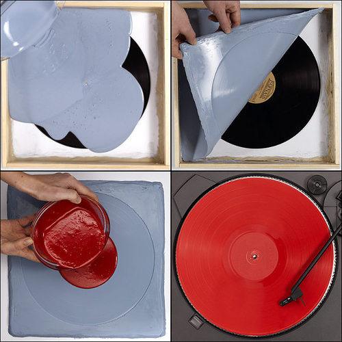 tearriffic:  How to Pirate Vinyl Records