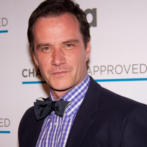 Tim Dekay, best known as Peter Burke on White Collar.