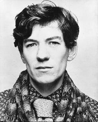 brookealynegypsy:  Ian Mckellan! * 0 *  (via bohemea) when WASN'T he a handsome devil?  NEVER