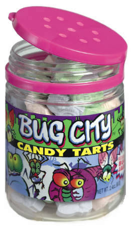 Bug City Candy Tarts (Remembered by Penelope C.)