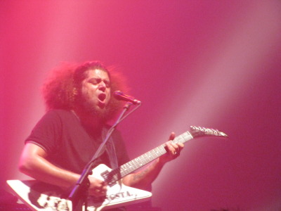 richtuason:  Teaser! Coheed and Cambria live in Manila!