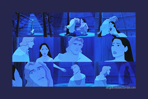 DAY 21: Favorite quote  John Smith: Pocahontas, look at me. I'd rather die tomorrow than live a hundred years without knowing you.  Pocahontas: I can't leave you.  John Smith: You never will. No matter what happens to me, I'll always be with you, forever.  (ooh, i just love this movie too much <33)