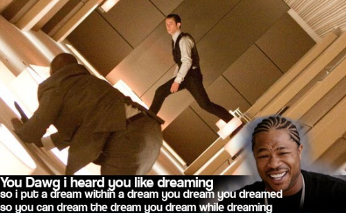timcasasoula:  To those that saw Inception, which is like, almost everyone.  (via lumos-maxima)