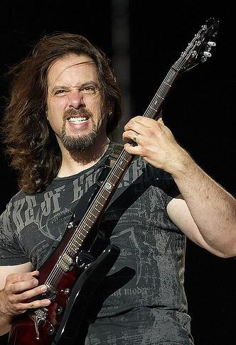 Much like man's best friend, John Petrucci fucking LOVES wind in his face.  -CV
