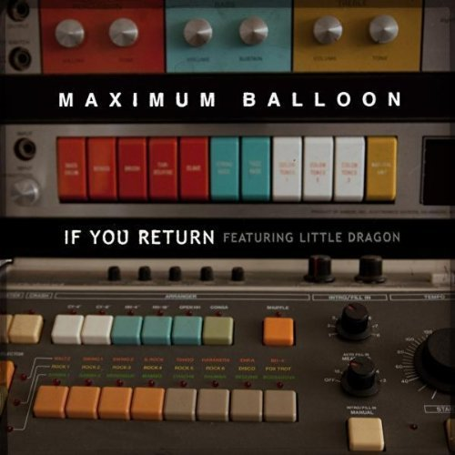 Maximum Balloon is the side project of Dave Sitek of TV on the Radio TV + Yukimi, you bet I'm excited : D