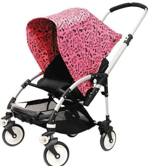 Hello Kitty Bugaboo Bee Stroller - only 8 were made.