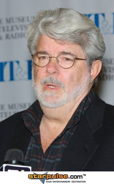 "It's debatable if you can call what George Lucas is sporting here a ""neckbeard."" It's more appropriate to call it ""horrifying."""