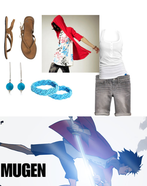 Mugen from Samurai Champloo. :] Stores: 7trends, American Eagle, yesstyle, Hot Topic, mondera, and swell. submitted by dinosaurier
