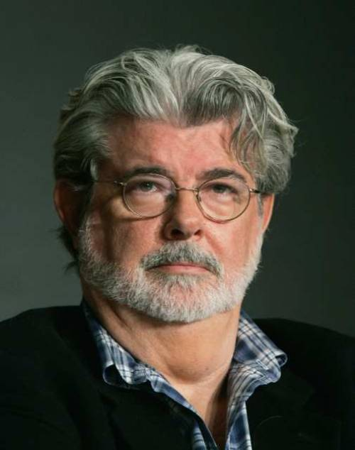 George Lucas is in talks with LucasFilm execs to see if he can go back over his entire life and digitally reduce the size of his neck.