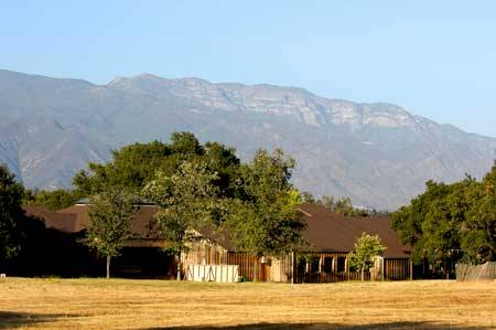 Oak Grove High School in Ojai, California, founded by J. Krishnamurti in 1975It is a pre-K through grade 12 private school offering a small, intimate, inquiry-based day and boarding program that blends college preparatory academics with deep exploration of life's issues. Teachers support open-minded and spirited discussion, encourage inquiry, and strive to develop in each student a self-reflective capacity that leads to inner honesty, independence and integrity. Graduates go on to college having developed a global perspective, sensitivity toward the environment and human relations, and exceptional critical thinking skills.    www.oakgroveschool.com
