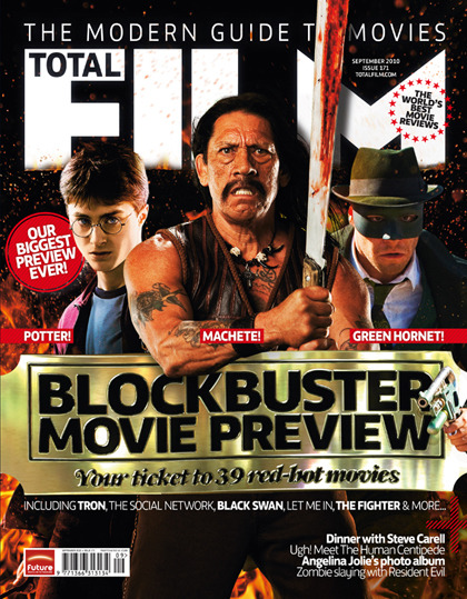 Total Film Magazine - Issue 171 on sale August 5 2010 - click here to see a preview!