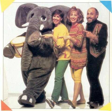 imremembering:  Sharon Lois & Bram's Elephant Show (Remembered by Jordan B.)
