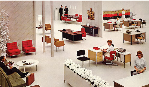 Mod Office via THE AWL
