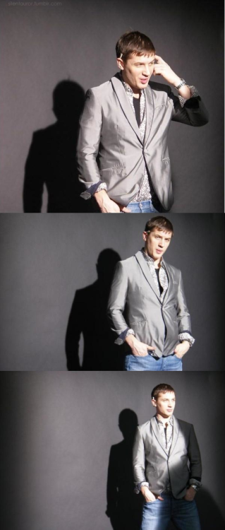 silentauror:  he does good photo shoots. just like JGL.