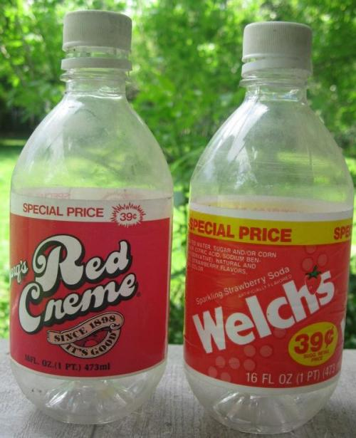 Red Creme Soda Photo courtesy of Jerry Reeves