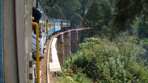 UNESCO Heritage Train from Ooty to Coonor