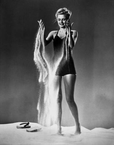 Beachwear featured in LIFE Magazine, 1941.