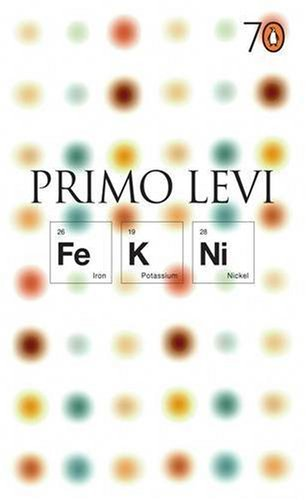 iron, potassium, nickel, primo levi: penguin. [designed by jim friedman] _obvious but daring.