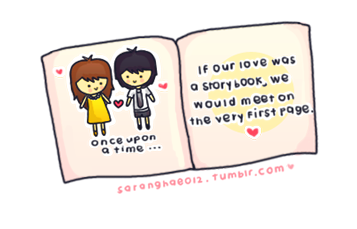 If our love was a story book, we would meet on the very first page. <3 - Shayne Ward