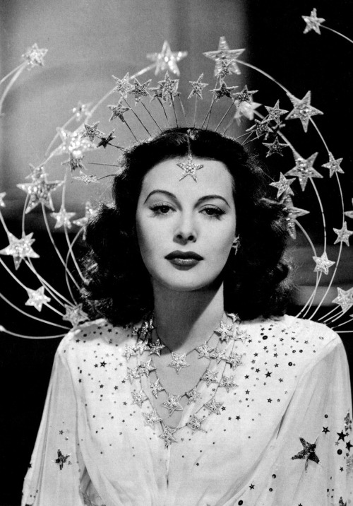 Hedy Lamarr in Ziegfeld Girl (1941) Costume design by Adrian Image Source: Dr. Macro's