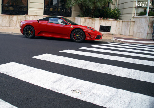 carpr0n:  They didn't come Starring: Ferrari 430 Scuderia 16M (by Romain)