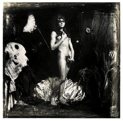 Joel-Peter Witkin Birth of Venus 1982