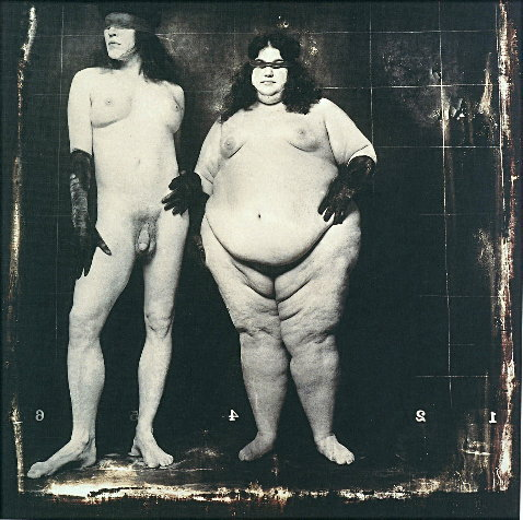 Joel-Peter Witkin Alternates for Muybridge 1984