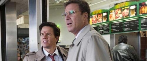 "Review: The Other Guys Two big screen action comedy buddy-cop send ups were coming out this year. The Other Guys and Cop Out. Speaking honestly, I thought Cop Out was going to be great. Even though Other Guys was from Adam McKay and Will Ferrell and featured an all star cast, Cop Out was based on a blacklist script (originally titled A Couple of Dicks), starred Tracy Morgan and was being directed by Kevin Smith. How wrong I was. Cop Out ended up a dud. Understand then my skepticism going into The Other Guys. Could it succeed where others had failed? Yes, yes it could. The Other Guys is Adam McKay and Will Ferrell's best comedy since Talladega Nights, it's also they're most grown up comedy. The situations, jokes, characters, and action all work together very nicely. It's laugh-per-minute ratio is high, but there are still big pay off moments. I'm not going to go into any details on jokes or plot because they're best experienced unspoiled. There are some highly unexpected moments, that are riotously funny in a way only McKay and Ferrell's movies can be. Mark Wahlberg and Ferrell play off each other well, with comedic timing and dynamic so practiced you'd think they had been a comedy duo for years.  While it has its surreal aspects, The Other Guys is based in reality. More so than their past work, and it lends a great believability and resonance to the movie. Shooting on location was another bonus for this film, all of which shot in New York at the real life places. Maybe it's my vicinity to the action but New York really shines in this movie and gives the film another added level of respectability. The amount of on location that was done is unbelievable. There's some neat technical creativity as well that takes it to another level. A drunken night in a bar is shot all in frozen, 3D stills as the camera moves through. It's hard to explain but very cool to witness, certainly a ""how'd-they-do-that?"" moment. Not something typical of an over-the-top Will Ferrell comedy. The third act drags a bit, while you wait for the action to resolve. The climax doesn't have the proper emphasis that it should, and the case the detectives are trying to crack at times is confusing. Also, there's an informational graphic sequence over the credits that gives some context for the crime in the movie, but essentially changes the post-theater conversation. It's a zany action comedy that alludes to some deeper socio-political issues, but with the added info graphics at at the end it suddenly becomes way more serious. May not have been the best move. But if you sit through it you'll be rewarded with a bonus scene. The Other Guys exceeds expectations. It's funny, original and toes the line of action and comedy very well. It should go down as one of Ferrell and McKay's best, joining the ranks of Anchorman in the modern comedy echelon."