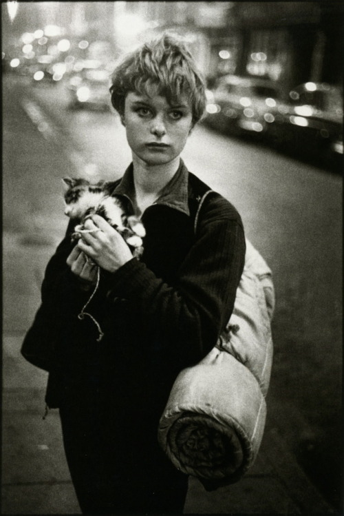 liquidnight:Bruce Davidson  London, 1960 From England / Scotland 1960