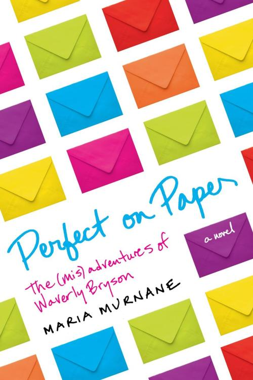 perfect on paper, maria murnane: amazon encore. _never thought i'd like a chick flick cover enough to post it here. (tara mcpherson's bridget jones doesn't count.)