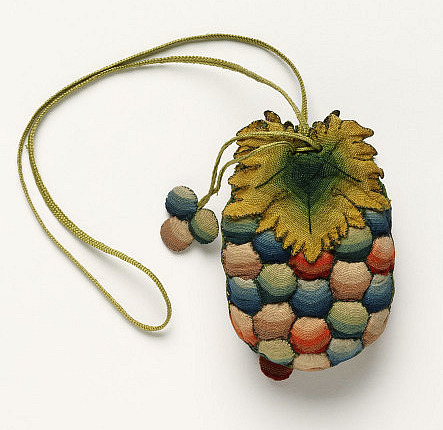Unknown (English) Grape Bag Early 17th century