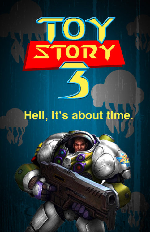 Toy Story 3 Starcraft version by ~reloadfreak on deviantART